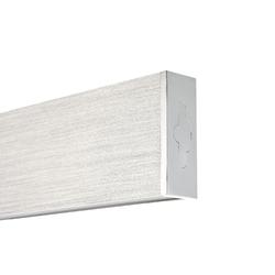 Nowoczesne oświetlenie ścienne led, metalowa listwa vilora maytoni modern c937-wl-01-18w-n