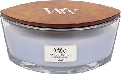 Świeca hearthwick flame woodwick lilac