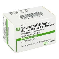 Neurotrat s forte filmtabl.
