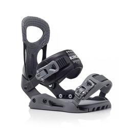 Wiązania snowboardowe drake king black 2021