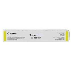 Toner Oryginalny Canon C-EXV 54 Y 1396C002 Żółty - DARMOWA DOSTAWA w 24h