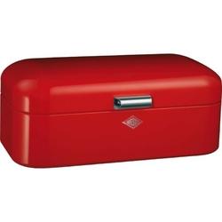 Wesco - pojemnik na pieczywo grandy, czerwony - czerwony