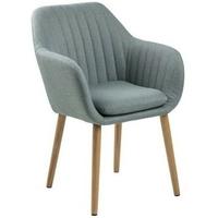 Krzesło do salonu emily oliwkowe