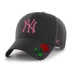 Czapka z daszkiem 47 brand mlb ny yankees snapback custom rose - b-mvpsp17wbp-bkk - rose