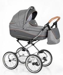 Wózek roan emma 4w1 maxi cosi cabriofix + baza familyfix