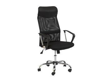 Fotel obrotowy Q-025 czarny