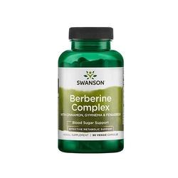 Swanson berberine complex 90 vcaps