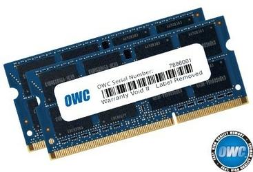 OWC SO-DIMM DDR3 16GB 2x8GB 1867MHz CL11 iMac 27 5K Late 2015 Apple Qualified