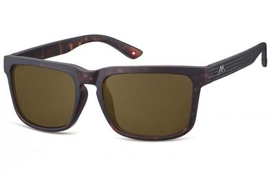 Nerdy okulary przeciwsłoneczne montana s26a panterka