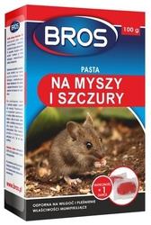 Bros, pasta na myszy i szczury, 100g