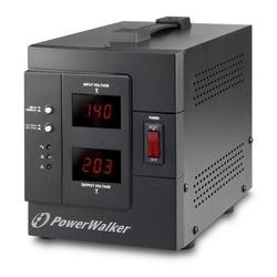 Stabilizator napięcia power walker avr 2000va - szybka dostawa lub możliwość odbioru w 39 miastach