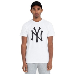 Koszulka new era mlb new york yankees - 11863818 - biały