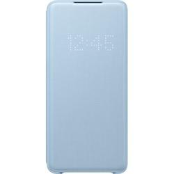 Samsung etui led view cover sky blue do galaxy s20+