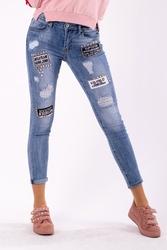 Spodnie -jeans 45001-1