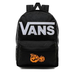 Plecak szkolny vans old skool iii - vn0a3i6ry28 - custom halloween pumpkins - halloween pumpkins