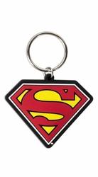 DC Comics Superman Logo - brelok