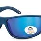 Okulary przeciwsłoneczne dla kierowców do jazdy z polaryzacją lustrzanki montana sp308b
