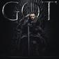 Gra o tron jon for the throne - plakat