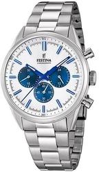 Festina timeless chronograph f16820-5