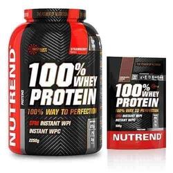 Nutrend 100 whey protein 2250 g + 500 g