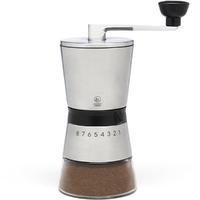 Młynek z korbką do kawy, regulacja mielenia bologna leopold vienna lv143001