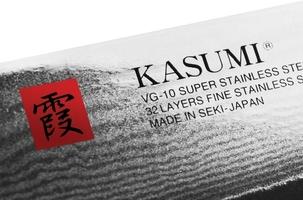 Nóż do trybowania 14 cm kasumi damascus k-82014