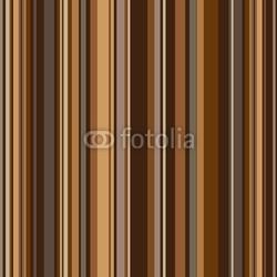Tapeta ścienna brązowy pasek retro