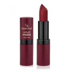 Golden rose velvet matte lipstick - matowa pomadka do ust 25