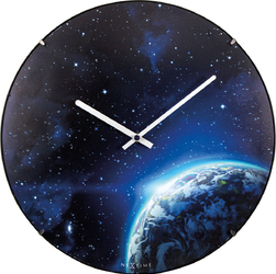 Zegar ścienny Globe Dome Nextime 35 cm 3176