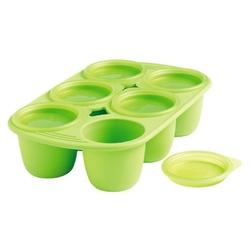 Mastrad - forma z 6 wgłębieniami na posiłki dla dziecka 150 ml