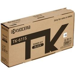 Toner Oryginalny Kyocera TK-6115 1T02P10NL0 Czarny - DARMOWA DOSTAWA w 24h
