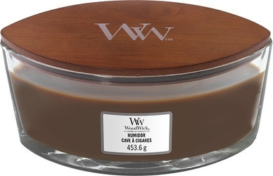 Świeca hearthwick woodwick humidor