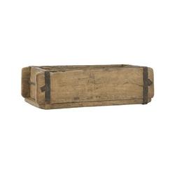 Skrzynka drewniana postarzana ib laursen