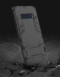 Etui Alogy Stand Armor do Samsung Galaxy S10 czarne