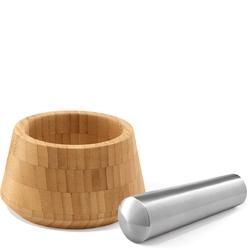 Kuchenny moździerz bambusowy apeso zack 20216