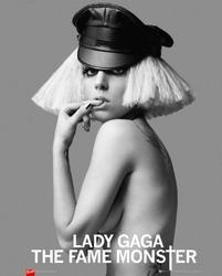 Lady Gaga  Leather Cap - plakat