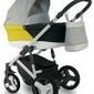 Wózek bexa ultra 4w1 avionaut kite+ oraz baza isofix