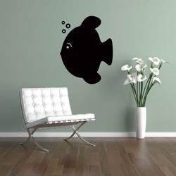 043 ryba naklejka tablicowa