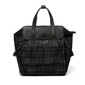 Torba do wózka highline backpack - black granit skip hop