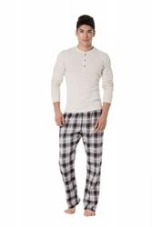 Rossli sam-py-093 i piżama męska