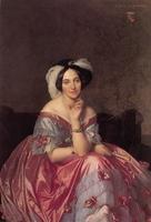 Reprodukcja portrait of the baronness james de rothschild, jean auguste dominique ingres