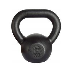 Kettlebell żeliwny 8 kg - 8 kg