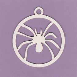 Zawieszka 7 cm - pająk - PAJ