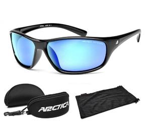 Okulary sportowe z polaryzacją arctica s-204b - s-204b