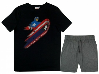 Męska piżama Avengers Marvel M