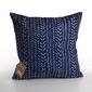 Poszewka na poduszkę dekoracyjna altom design blue 40 x 40 cm