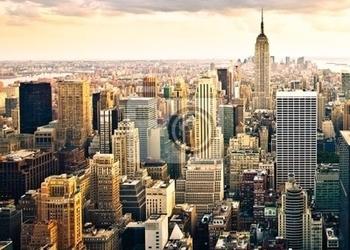 Fototapeta skyline new york von
