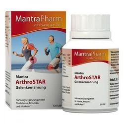 Mantra arthrostar gelenkernährung mit weihrauch kapseln