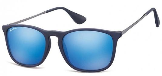 Okulary montana ms34a przeciwsłoneczne granatowe revo
