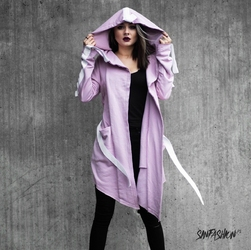 Bluza miss hyde tape nasgul pink